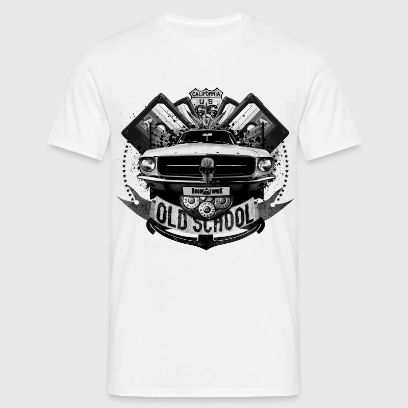 Old school - T-shirt Homme