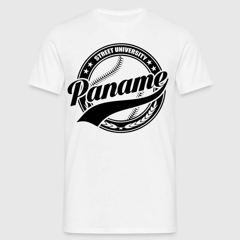 paname street univeristy - T-shirt Homme