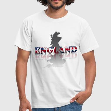 angleterre - T-shirt Homme