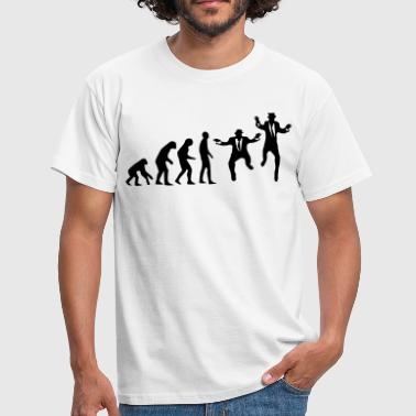 Evolutie brothers - Mannen T-shirt