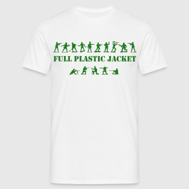 Green Army - Men's T-Shirt