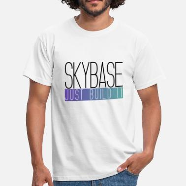 Skybase 4 Fortnit - T-shirt Homme