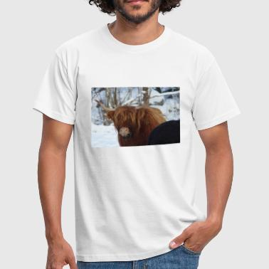 Dreamy cow - Men's T-Shirt