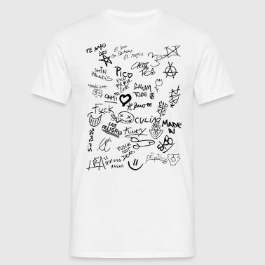 Tag T-Shirt - T-shirt Homme