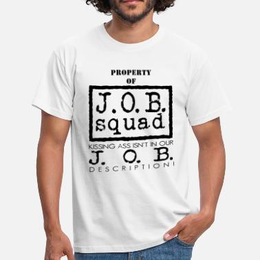 Wcw JOB Squad -Pin Me, Pay Me. Mens Shirt. - Men's T-Shirt