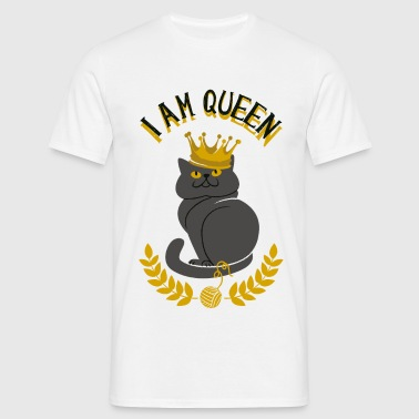 I am Queen - T-shirt Homme