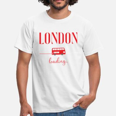 Sight Seeing London - Sight Seeing - City Break - Gift - Men's T-Shirt