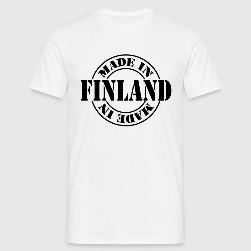 made_in_finland_m1 - Männer T-Shirt