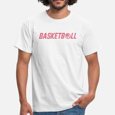 Mot Basketball mot basketball ballon 902 - T-shirt Homme