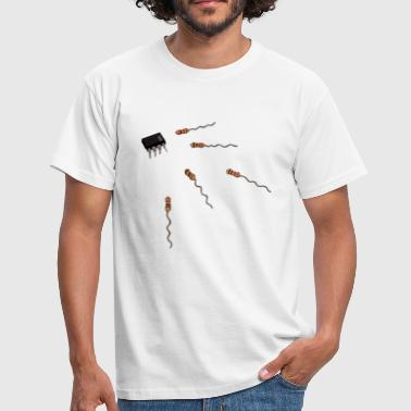 Computer Conception - Herre-T-shirt