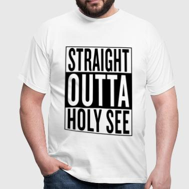 Holy See - Men's T-Shirt