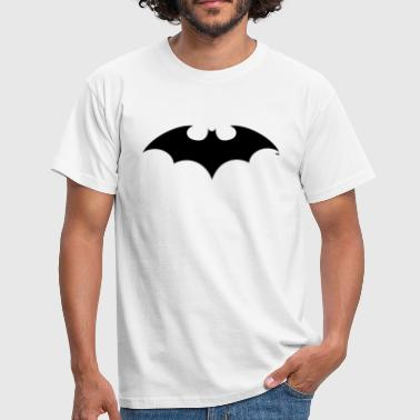 Batman Logo Classic Teenager T-Shirt - Mannen T-shirt