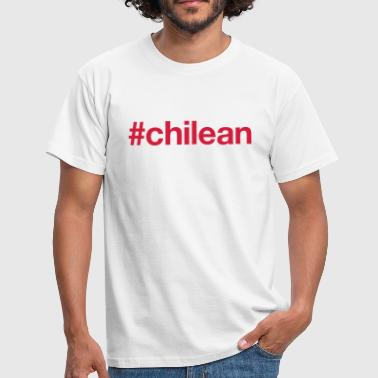 Chile CHILE - T-shirt herr