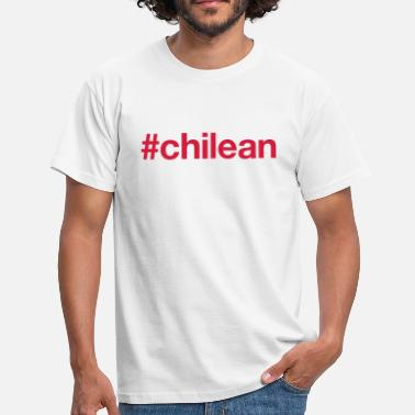 Chile CHILE - Herre-T-shirt