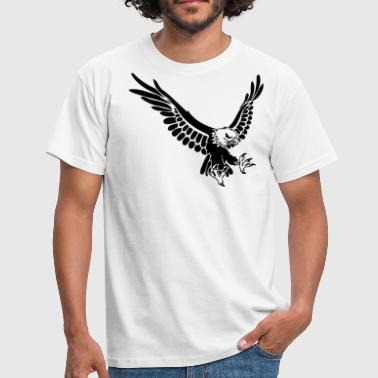 eagle - T-shirt Homme