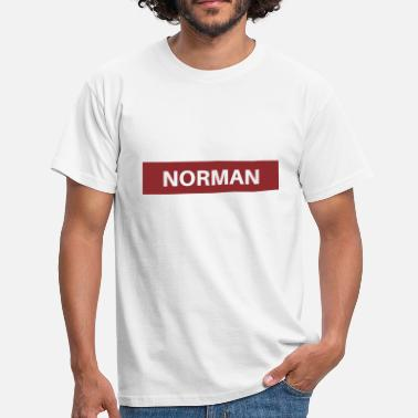 Normanner Norman - Herre-T-shirt