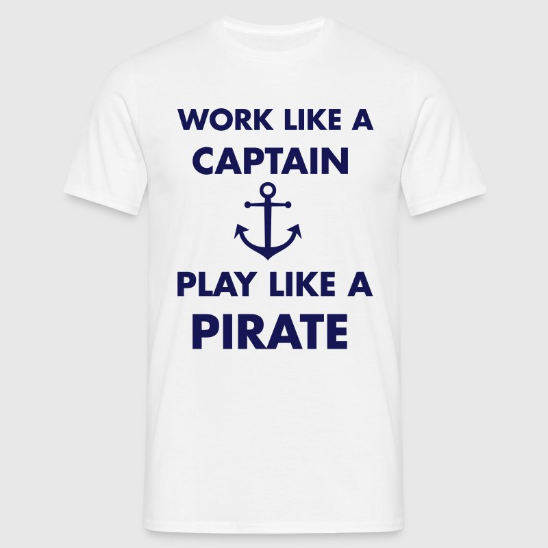 Pirate - T-shirt Homme