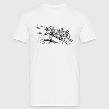 rafting - T-shirt Homme