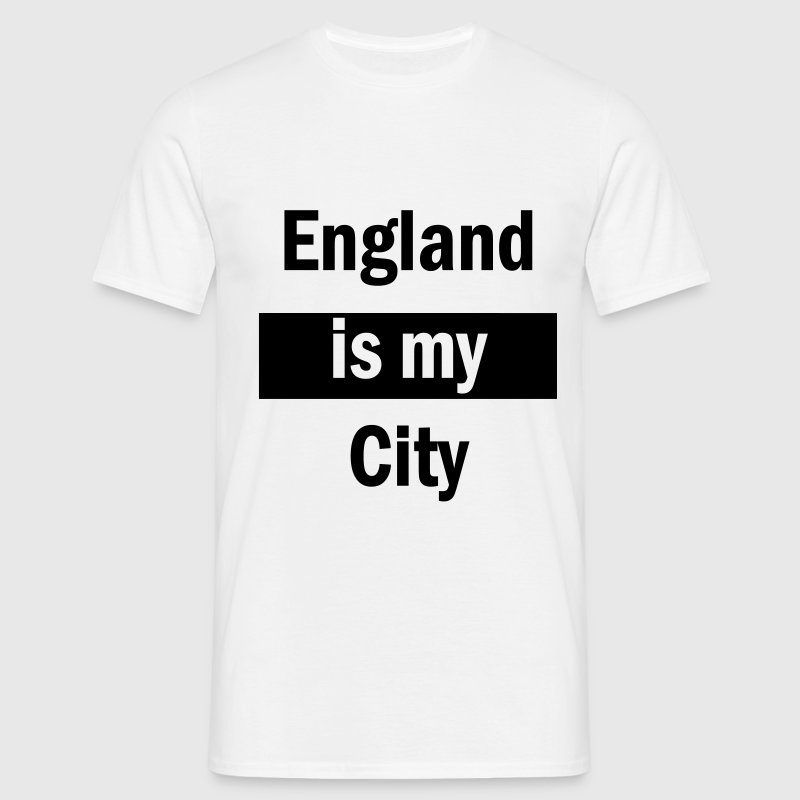 england is my city - Men's T-Shirt
