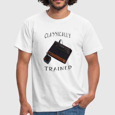 Classically Trained - Men's T-Shirt
