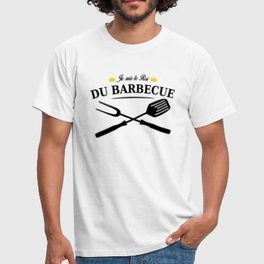 Barbecue roi du barbecue - T-shirt Homme