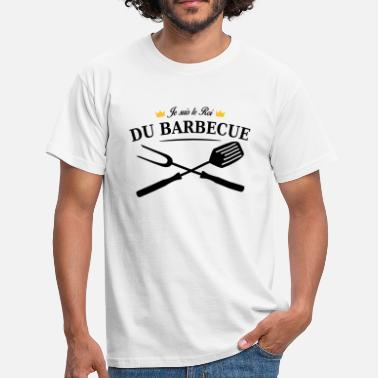 Roi Du Barbecue roi du barbecue - T-shirt Homme