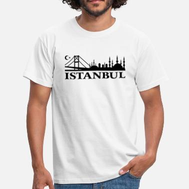 Istanbul Istanbul   - Mannen T-shirt