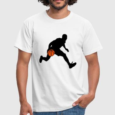 basketball player - Men's T-Shirt