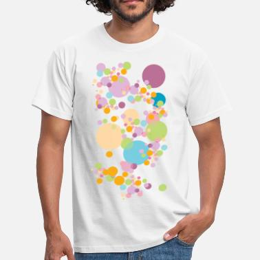 Dot dots - T-shirt herr