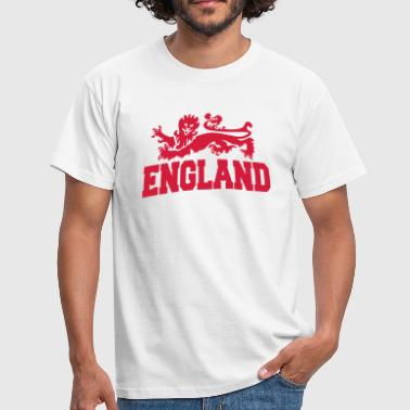 england with lion - Men's T-Shirt