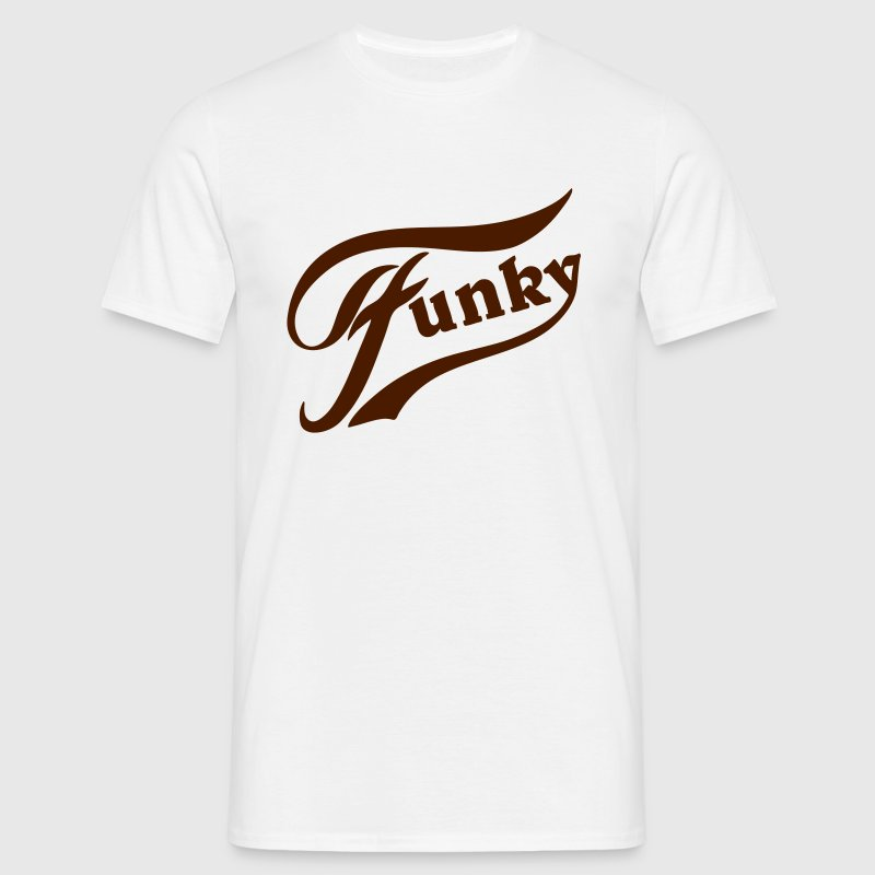 funk to funky - T-shirt Homme