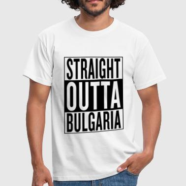 Bulgaria - Men's T-Shirt
