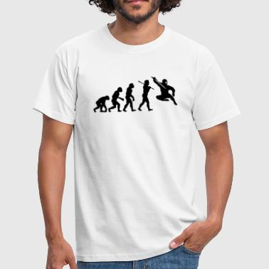 Evolution Ninja Ninja Evolution - Men's T-Shirt