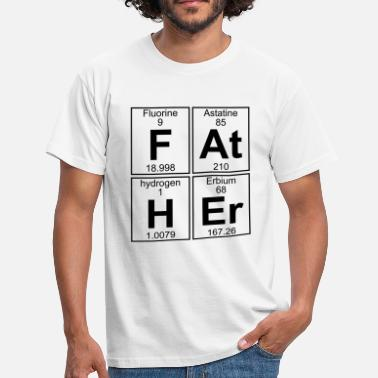 F-4 F-At-H-Er (father) - Full - Men's T-Shirt