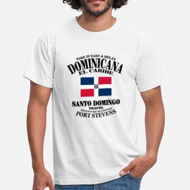 República Dominicana Dominican Republic - Men's T-Shirt