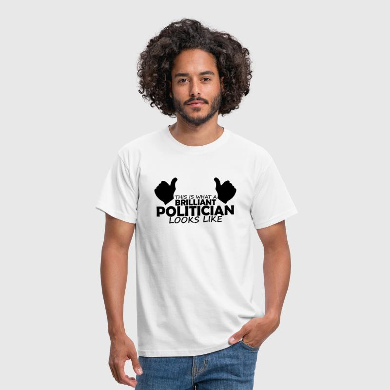 brilliant politician by powerchord designs spreadshirt