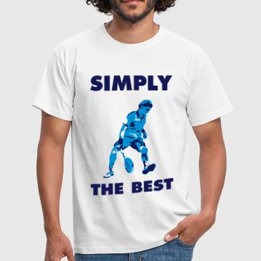 SIMPLY THE BEST - Men's T-Shirt