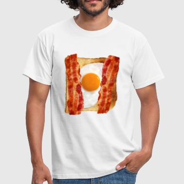 Eggs and Bacon - Men's T-Shirt