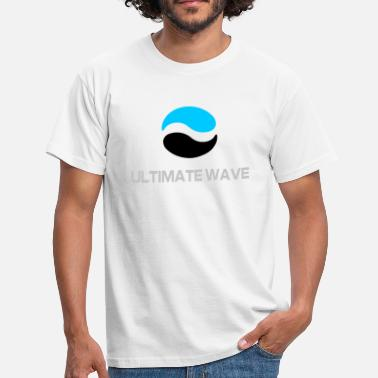 Ultimate Fitness Ultimate Wave the dope one! - Men's T-Shirt