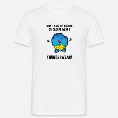 Camisa de diseño de meteorología remera ropa interior Camiseta ... c61d0a449cb10