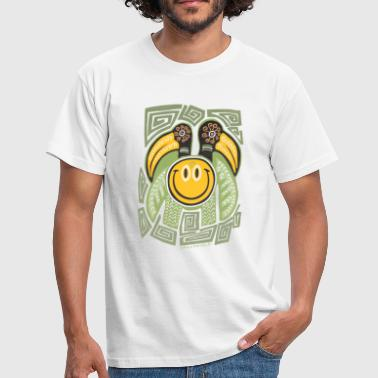 Smiley World Tiki Bird Teenager T-Shirt - Männer T-Shirt