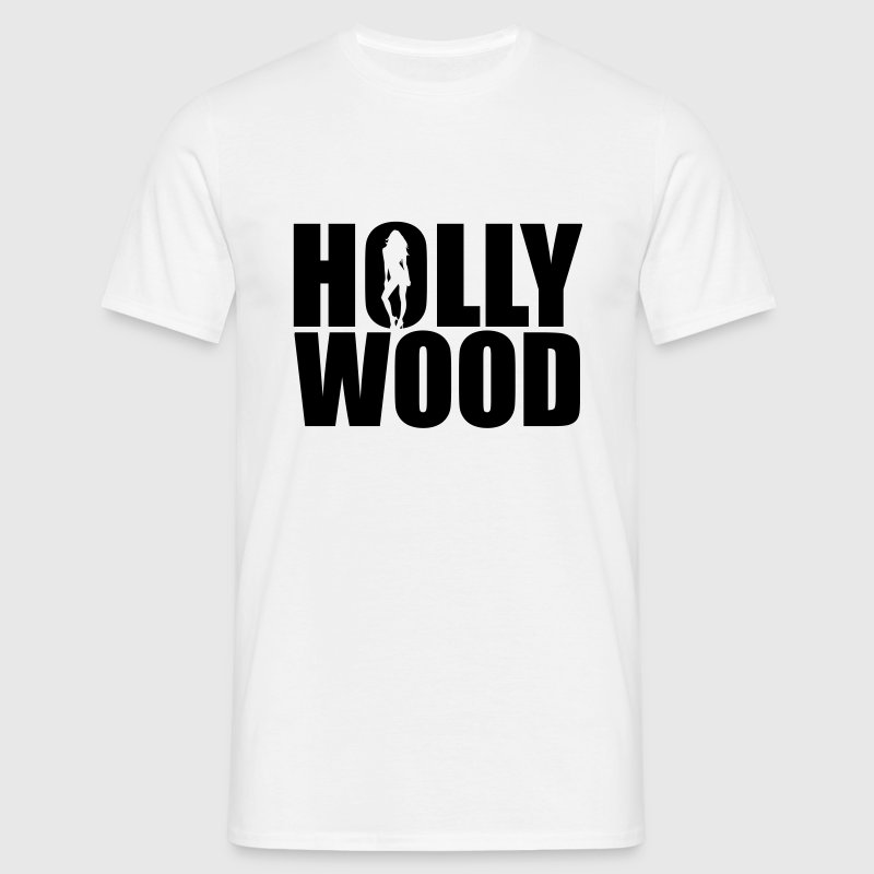 Hollywood Babe | Hollywood Fashion - Herre-T-shirt