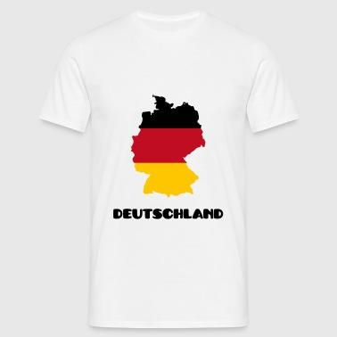 tee shirts allemagne allemand commander en ligne spreadshirt. Black Bedroom Furniture Sets. Home Design Ideas