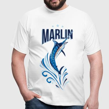 AD Marlin Fishing - Männer T-Shirt