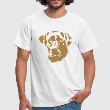 Labrador Retriever - T-skjorte for menn