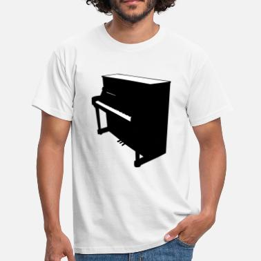 Piano Piano - Men's T-Shirt