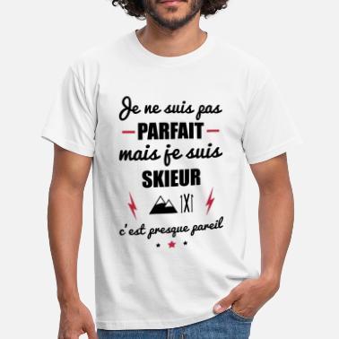 Shirt À T Ski LigneSpreadshirt En Commander dCBWrxeo