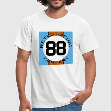 F1 Retro Racing Company '88' T Shirt - Men's T-Shirt