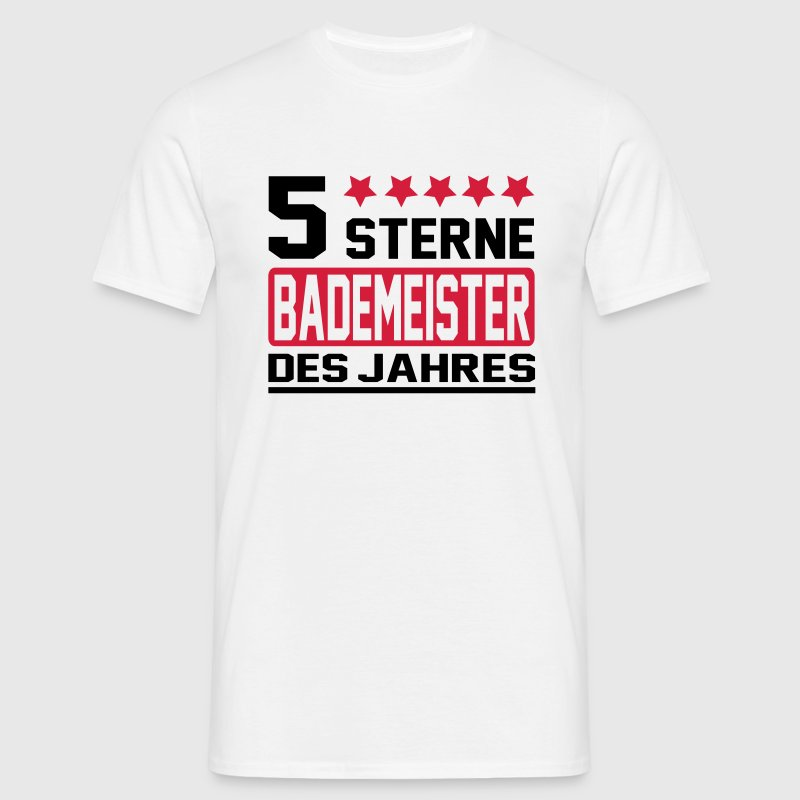 bademeister - T-shirt Homme