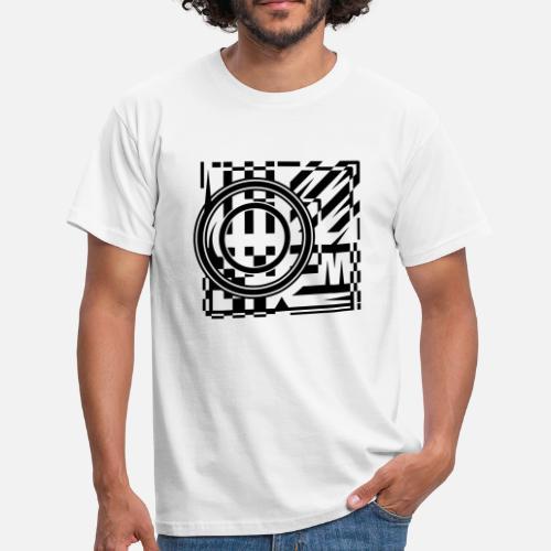 Un Motif De Tatouage Graphique T Shirt Homme Spreadshirt